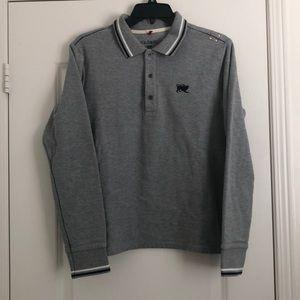 Men's Long Sleeve Parasuco polo shirt